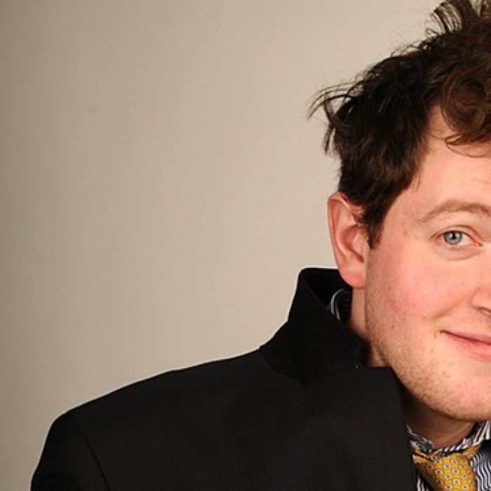 Miles Jupp is the Chap You're Thinking Of