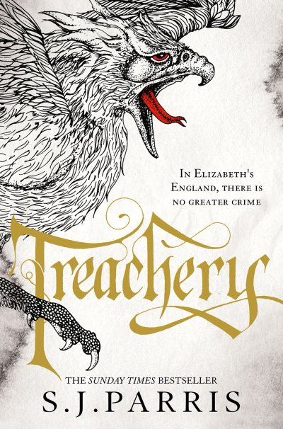 Treachery selected for World Book Night